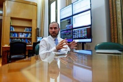 El ministro de Economía, Martín Guzmán, presentó la semana pasada una oferta para la reestructuración de la deuda y dio un plazo de 20 días para su consideración por parte de los bonistas