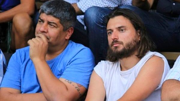 Pablo Moyano y Juan Grabois