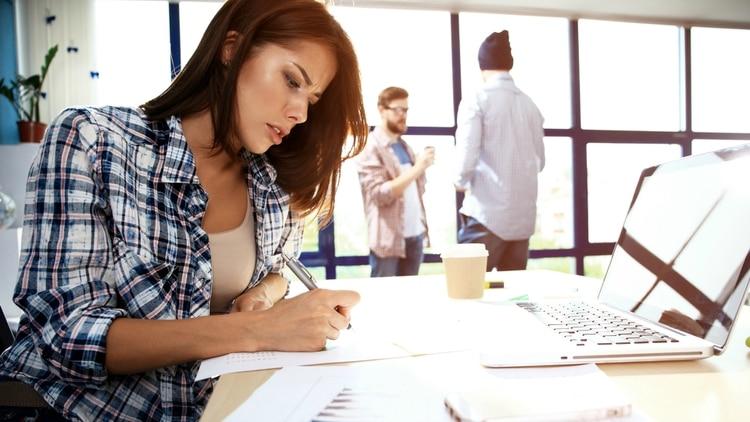 Cada vez son más los empleados que se animan a trabajar en espacios colaborativos