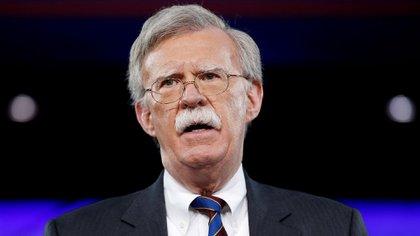 John Bolton, asesor de Seguridad Nacional de Estados Unidos (Reuters)