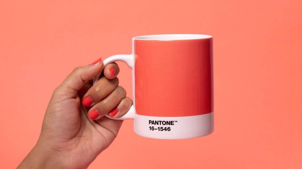 Color Pantone 2019 - Living Coral