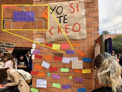La profesora fue acusada por alumnos de Ibero (Foto: Twitter @erederbez)