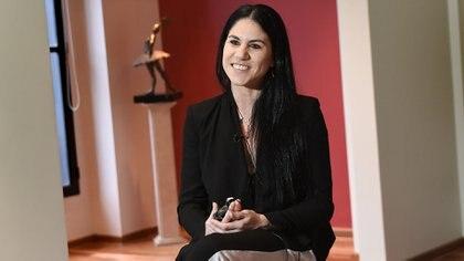 En diálogo con Infobae, Herrera reflexionó sobre el sentido de la vida (Nicolás Stulberg)