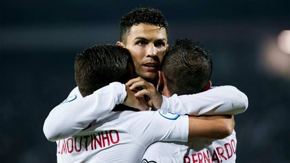 Cristiano Ronaldo ayudará al fútbol de su país (Shutterstock)