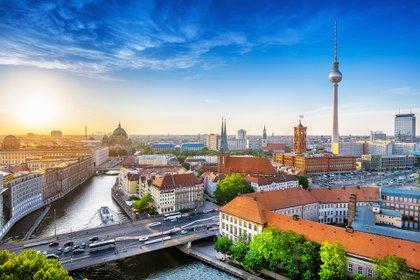 En Berlín, los precios cayeron un 5,3% entre marzo de 2020 y agosto de 2020