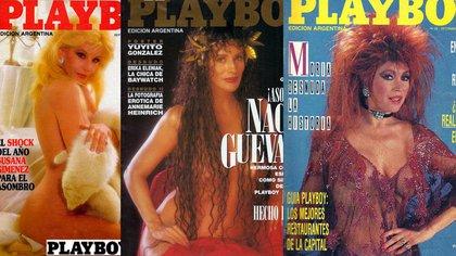 Tapas de Playboy