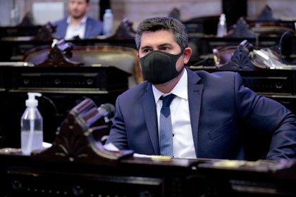 Orrego es diputado nacional desde diciembre de 2019 por Juntos por el Cambio