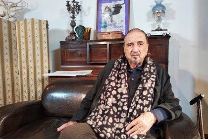 El escritor y guionista Jean-Claude Carrière (EFE/ Paula Bayarte)