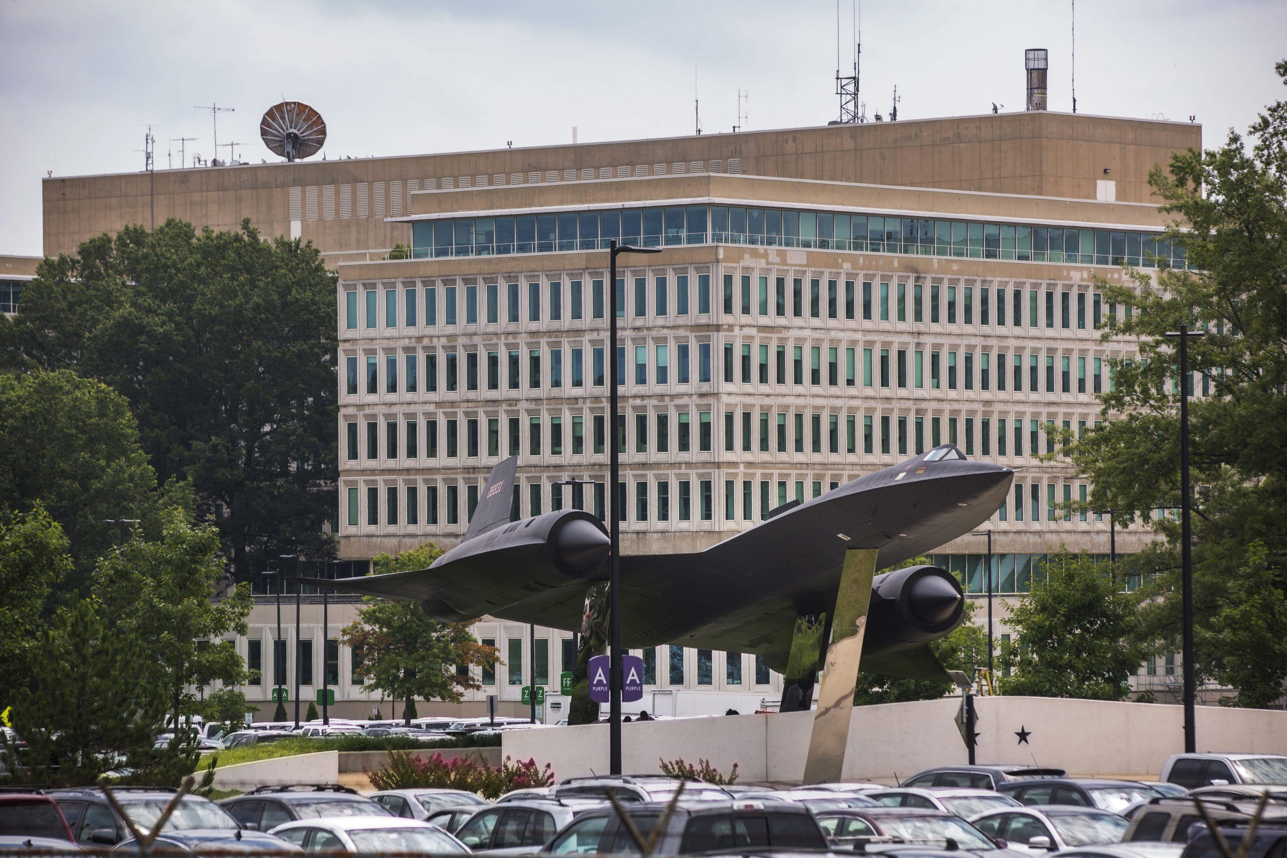 Vista general de la sede de la Agencia Central de Inteligencia (CIA). Foto de archivo. EFE/Jim Lo Scalzo
