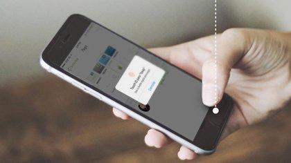 La aplicación sólo autoriza la transacción con huella digital, contraseña o una selfie (Foto: Instagram Swap)