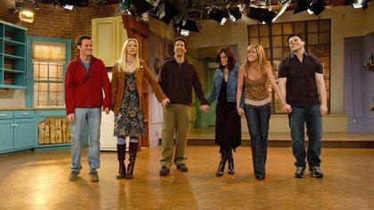 """Jennifer Aniston, Lisa Kudrow, Courteney Cox, David Schwimmer, Matt LeBlanc y Matthew Perry regresan para un especial de """"Friends"""" que debutará en el servicio de streaming HBO Max en mayo de 2020"""