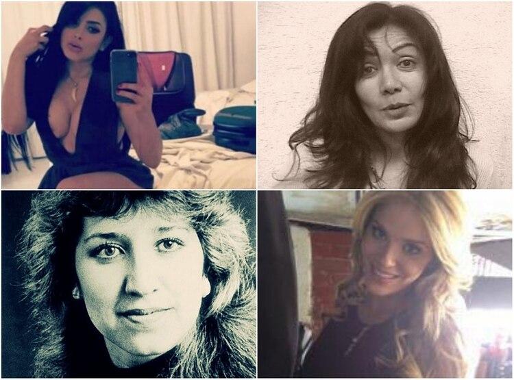 Poderosas Y Enigmáticas Las Mujeres Más Bellas Del Narco