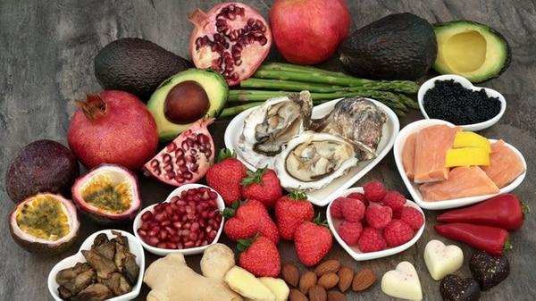 ¿Afrodisíacos? Cuáles son los alimentos que prometen potenciar la salud sexual