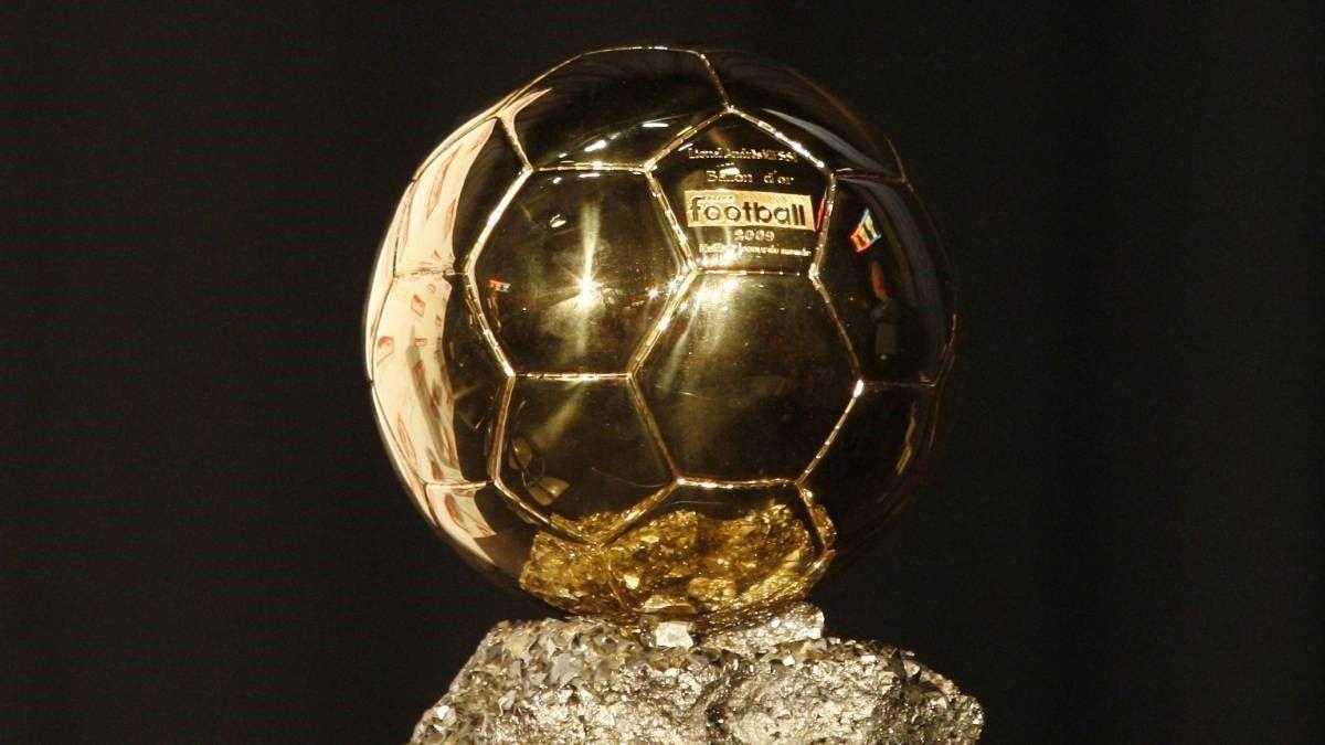 El tradicional premio al mejor jugador del año ha sido suspendido en 2020por la pandemia de coronavirus (FRANCE FOOTBALL)