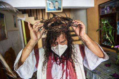 Actúa de Jesús hace más de cuatro décadas (AFP)