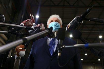 Le président a demandé à Ginés González García de démissionner (REUTERS / Matias Baglietto)