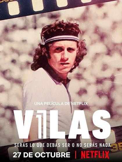 Guillermo Vilas, Netflix