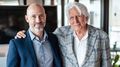 Lafosse y Miguel Fluxá, el empresario español que es dueño del grupo Iberostar y accionista principal de Almundo
