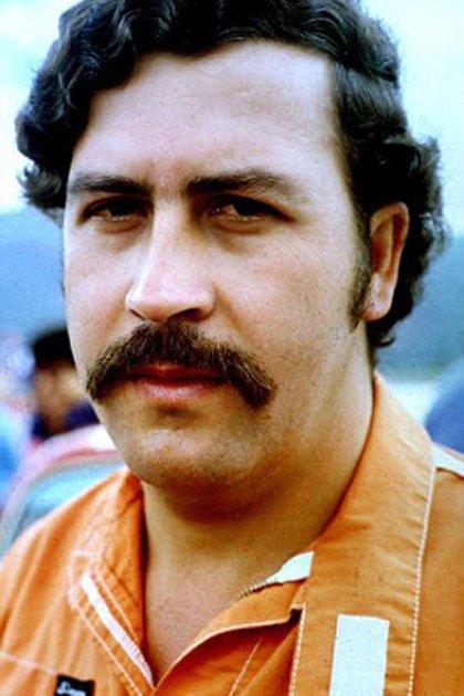 Pablo Escobar le llevó sus discos a Favio para que se los firmara. Quería saber todo de su ídolo (AFP)