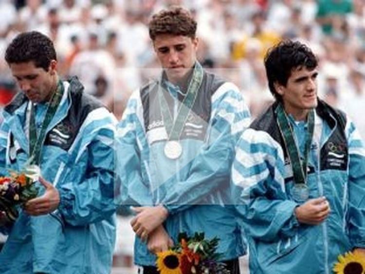 Argentina utilizó el fuera de juego en la última