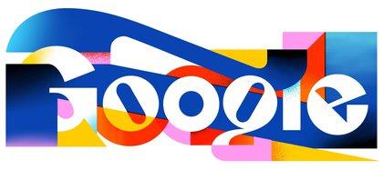 """El buscador de internet Google de un """"doodle"""" dedicado a la letra """"ñ"""", para celebrar este viernes el Día de la Lengua Española de las Naciones Unidas"""