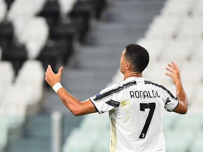 Ronaldo encara su tercer año como jugador de la Juventus (Foto: Reuters)
