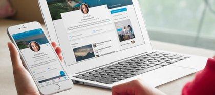 LinkedIn aclaró de dónde proviene la información que se difundió de usuarios