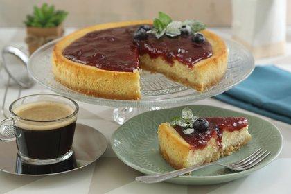 Cheesecake gluten free