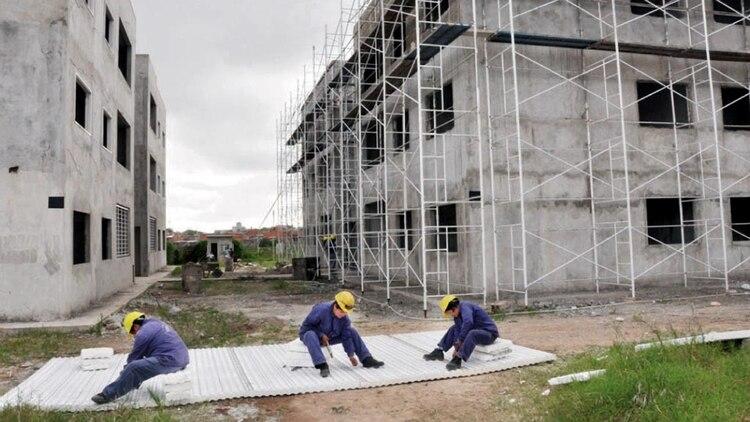 Faltan unas 3,5 millones de unidades habitacionales en todo el país para eliminar el déficit de viviendas