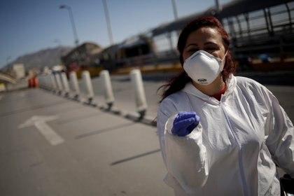 Matamoros, fronterizo con Brownsville, Texas, fue la ciudad donde Prieto lideró una ola de huelgas exitosas a principios de 2019 en 48 maquiladoras exportadoras (Foto: Reuters/Jose Luis Gonzalez)