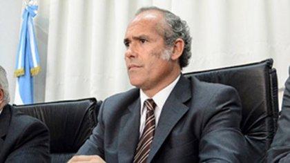 Germán Castelli, integrante del TOF 7