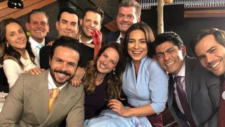 Así se despidió Ana Brenda Contreras de la telenovela