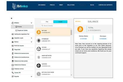 En tres años, Pablo logró acumular un saldo de 3,15 Bitcoins en la plataforma Bitinka
