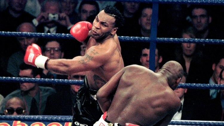 Tyson tiene actualmente 53 años (Shutterstock)