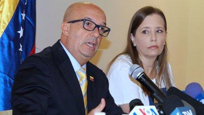 Iván Simonovis advirtió que los grupos auspiciados por el chavismo están dispuestos a desestabilizar América Latina