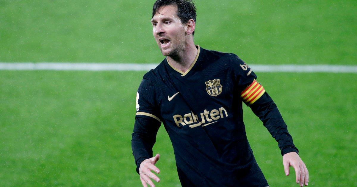El nuevo Messi en el Barcelona de Koeman: la curiosidad en el mapa de calor del argentino en el triunfo ante Celta - Infobae