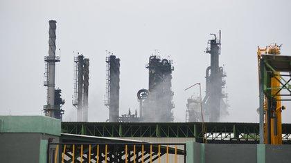Pemex entre las 10 empresas más contaminantes del mundo (Foto: Cuartoscuro)