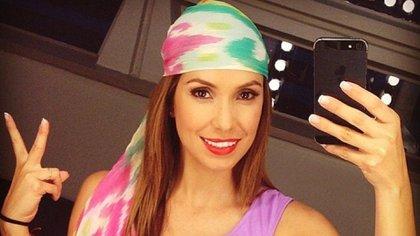 Andrea Escalona volverá en breve a su labor en el programa que ahora producirá Andrea Rodríguez, su tía (Foto: Instagram @andy_escalona)