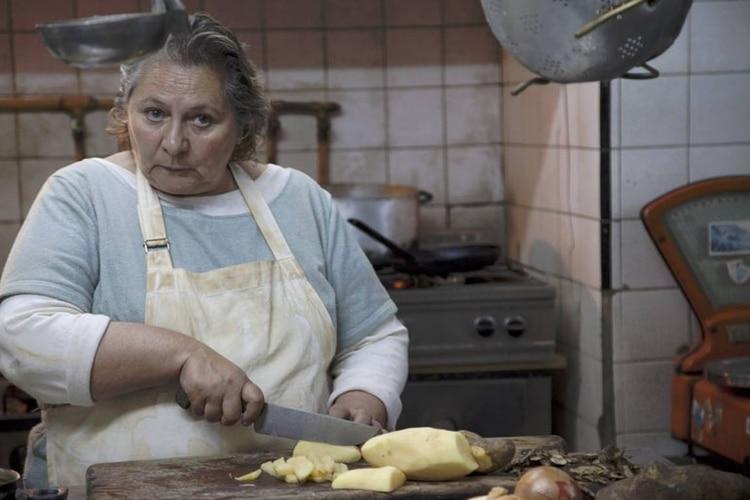 La actriz volvió a ratificar su apoyo a la ex mandataria. ?Me gusta mucho que Cristina sea vicepresidenta?, lanzó