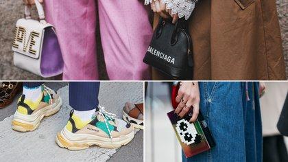 Jeans Vintage Mini Carteras Y Zapatillas Modernas Las Tendencias De Moda Que Se Vienen Para Este 2020 Infobae