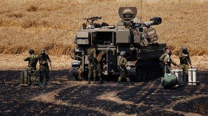 Cómo fueron las operaciones de Israel que destruyeron una red de túneles del grupo terrorista Hamas en la frontera