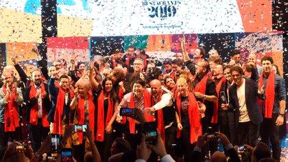 Por primera vez, el evento se llevó a cabo en Buenos Aires. La celebración internacional reunió a amantes de la cocina de alrededor del mundo