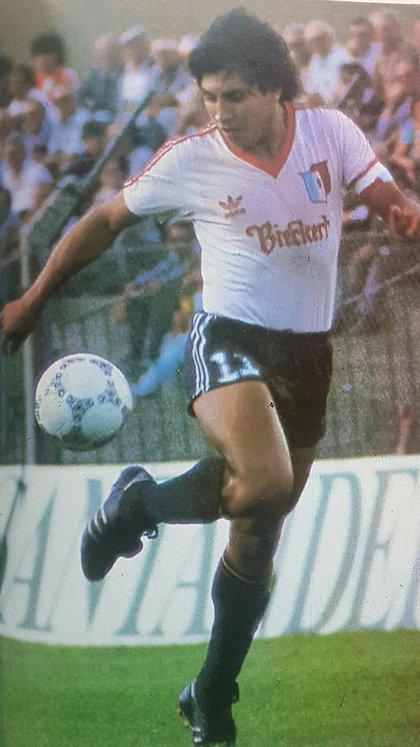 El Puma Rodríguez explotó en el Gallego y llegó a la selección con Carlos Salvador Bilardo