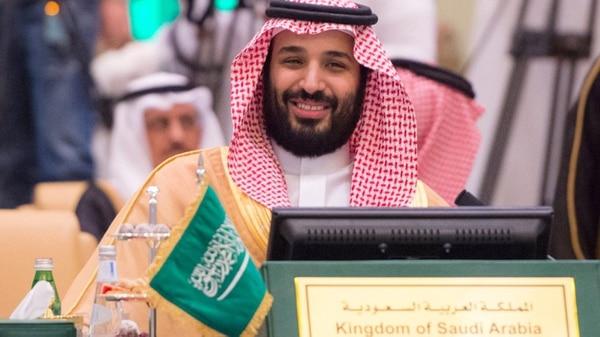 Mohammed bin Salman, príncipe heredero y ministro de Defensa de Arabia Saudita (Ministerio del Interior Saudita/AP)