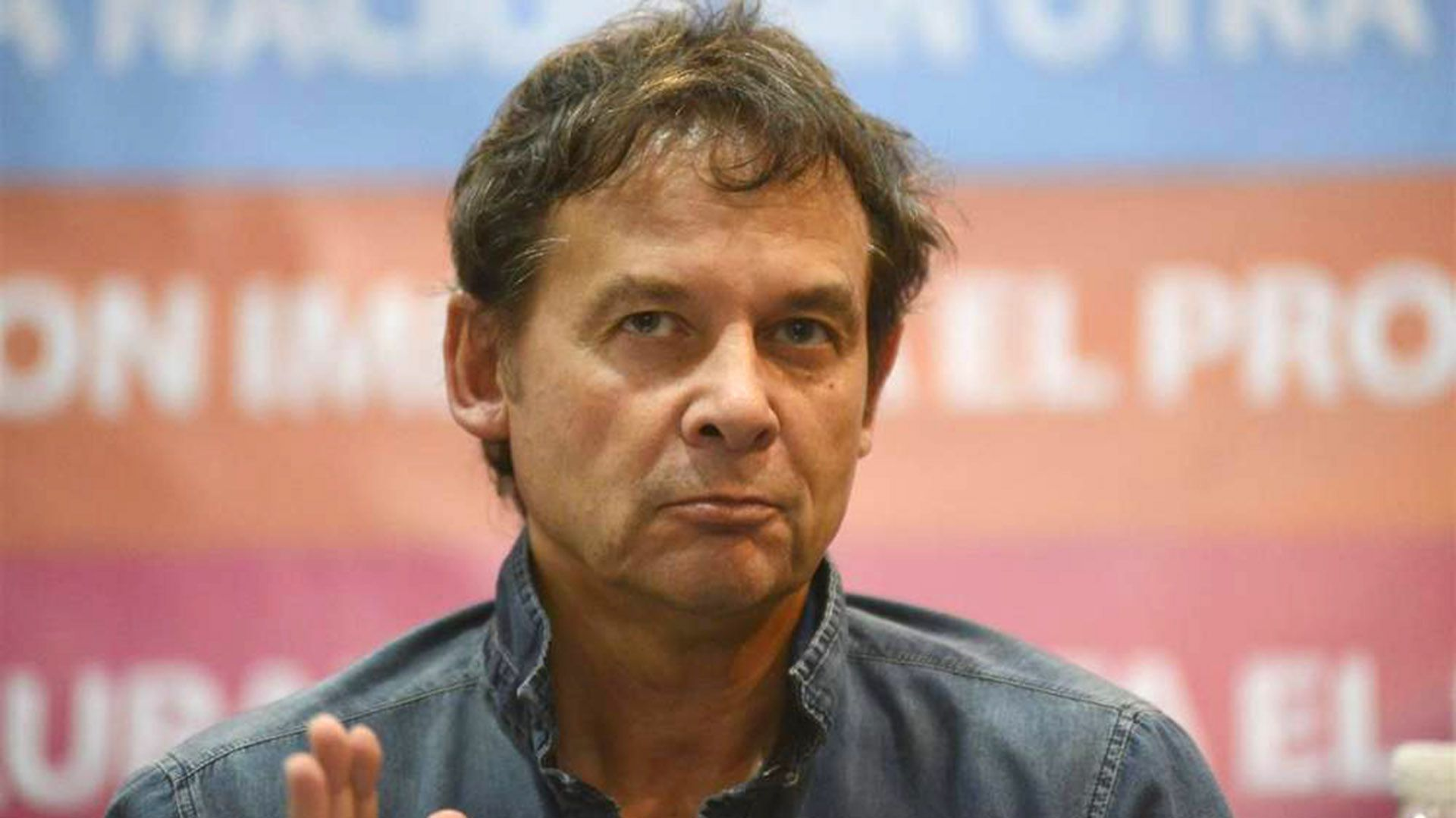 El senador nacional por Santa Cruz Eduardo Costa (Juntos por el Cambio)
