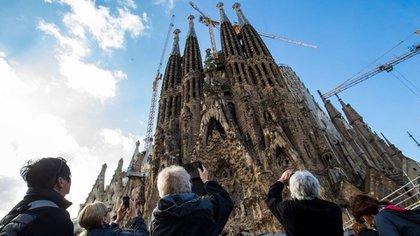 La Sagrada Familia, la obra mayor del arquitecto Antoni Gaudí, es un tesoro inconcluso que se podría completar en 2026