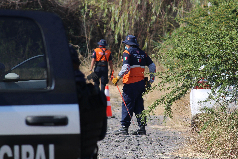 Los cinco fueron vistos después de salir de una reunión (Foto: EFE/STR)