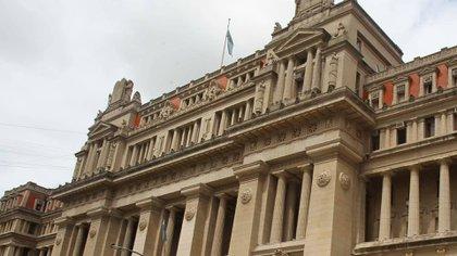 El Palacio de Tribunales (Foto: EFE)