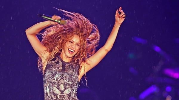 Shakira (EFE)