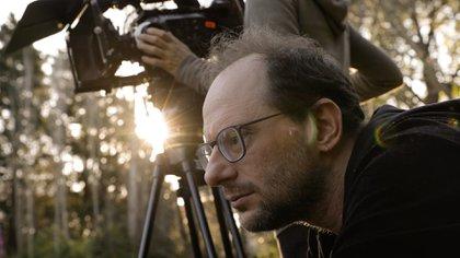 "Alejandro Hartmann, director de ""Carmel: ¿Quién mató a María Marta?"""
